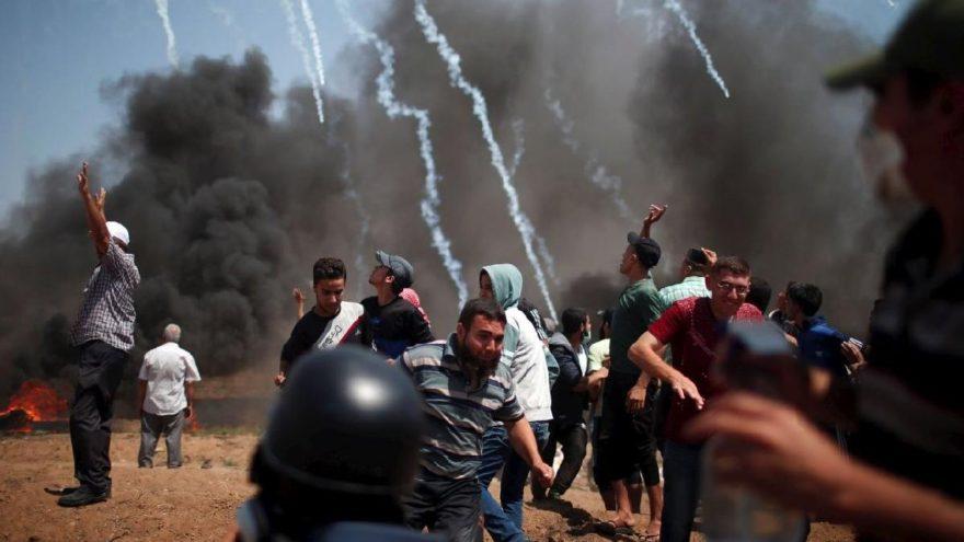 İsrail şiddeti devam ediyor… Kudüs Günü'nde çatışma yaşandı
