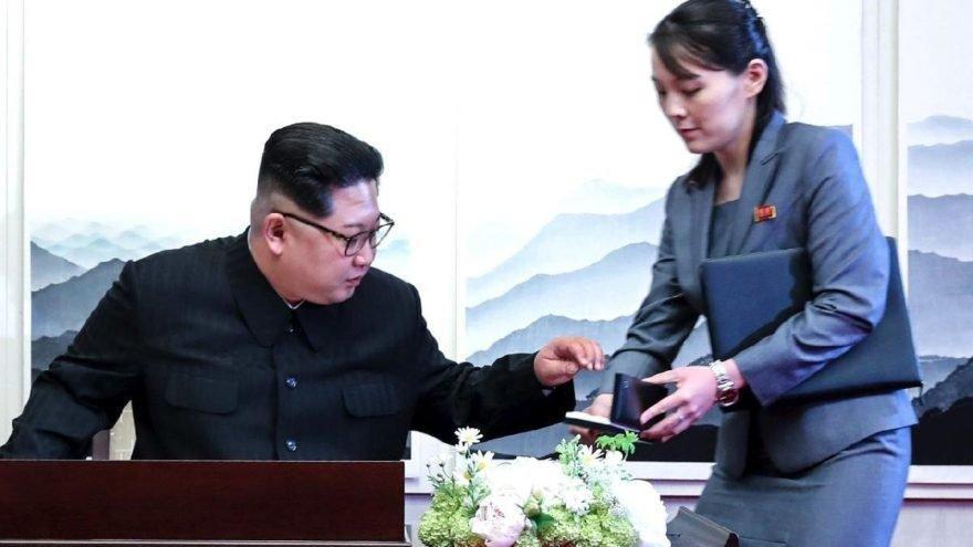 Kim'in sarayına giren muhabir: Evin hanımı gibi karşıladı