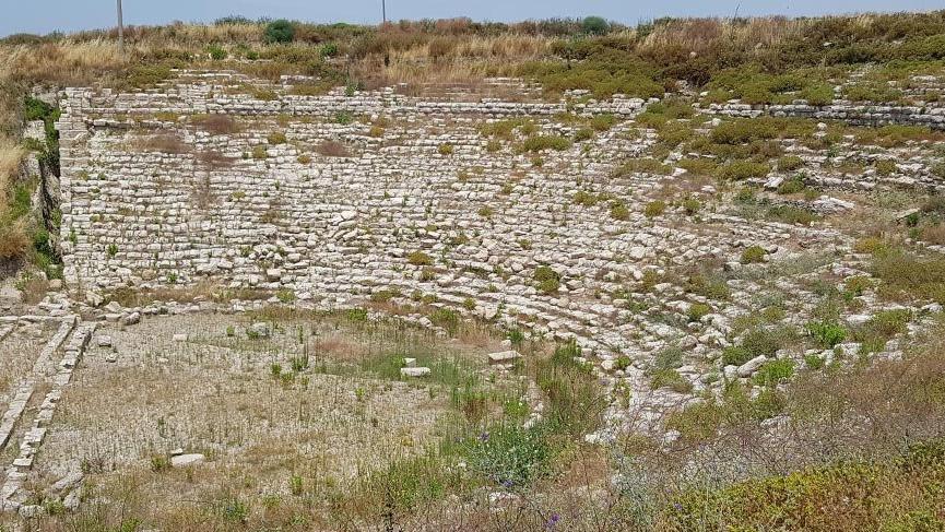 Magarsus antik kenti tarihe ışık tutuyor
