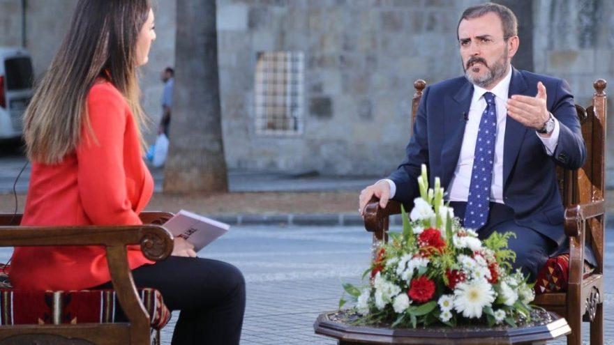 AKP Sözcüsü Ünal son anket sonuçlarını açıkladı