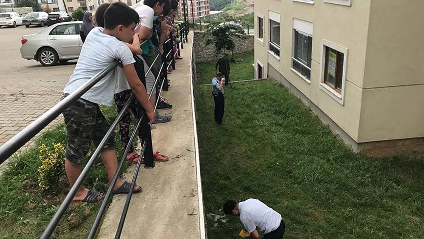 11. kattan düşen 2 yaşındaki Ömer Asaf kurtarılamadı