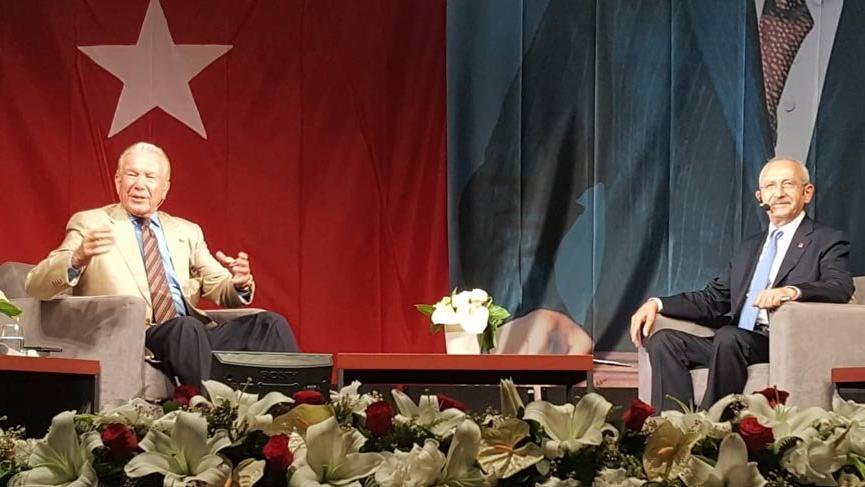 Kemal Kılıçdaroğlu Halk Arenası'nda!