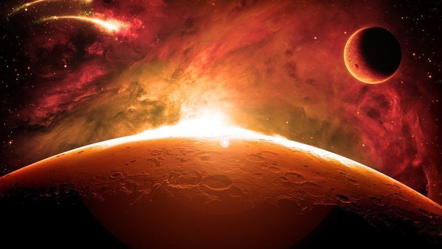 Mars'ta heyecan uyandıran iki keşif!