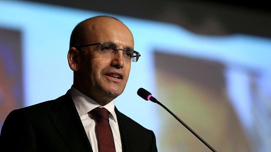 Mehmet Şimşek, cari açık ve enflasyon mesajını İngilizce verdi