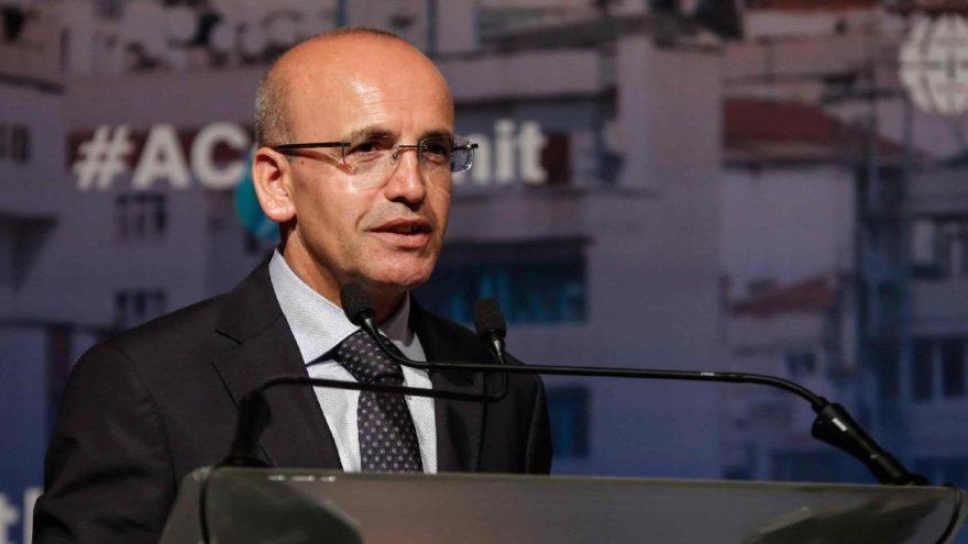 Mehmet Şimşek'ten Moody's'in kararı hakkında açıklama