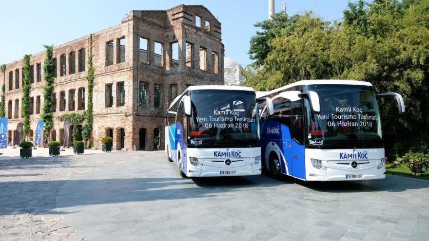 Mercedes-Benz Türk'ten yılın teslimatı!