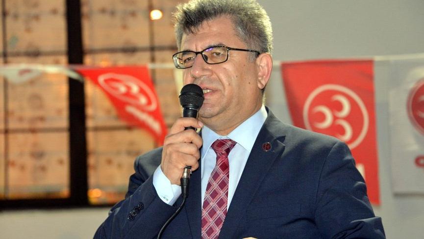 MHP Genel Başkan Yardımcısı'ndan flaş sözler: Bundan sonra ne dersek o olacak
