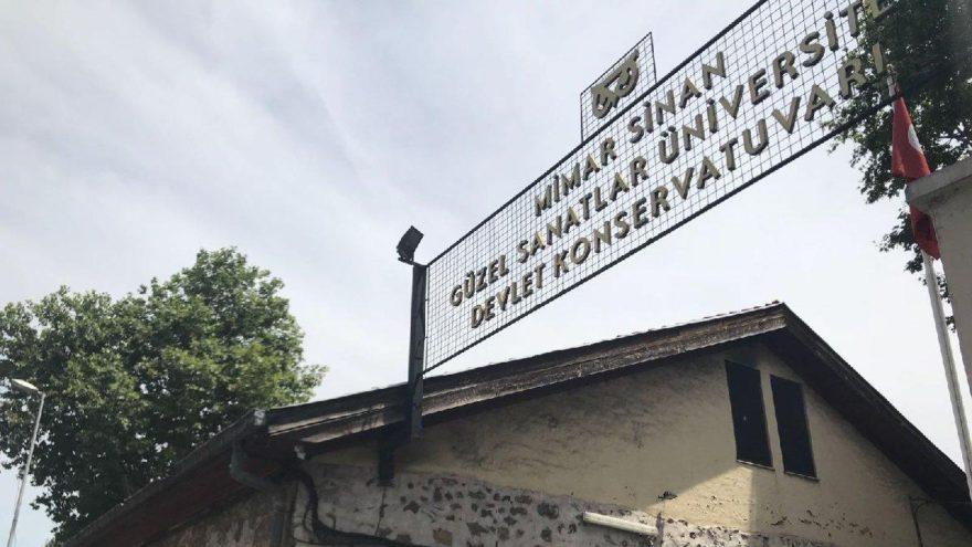 Mimar Sinan'a tahliye şoku: Çıkmazsanız elektriğinizi suyunuzu keseriz!