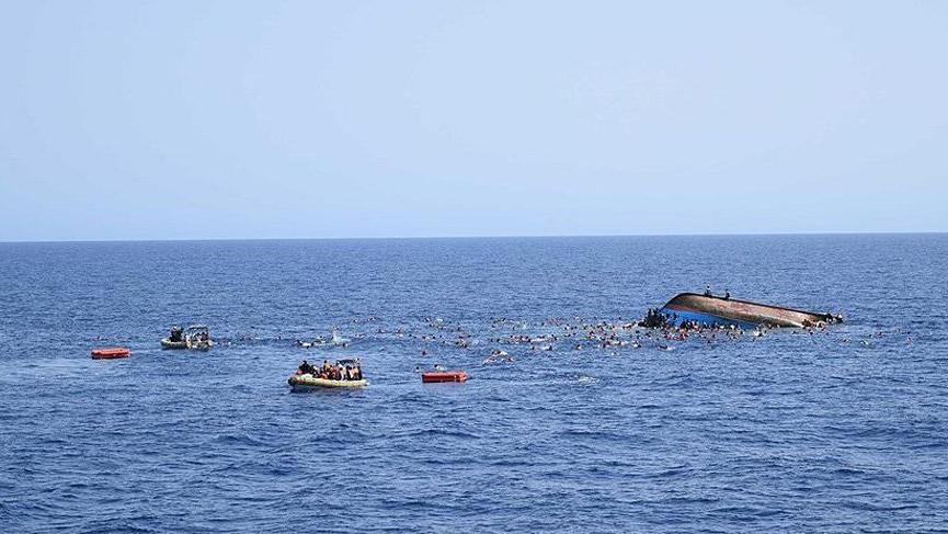 Yine göçmen faciası: En az 40 ölü…