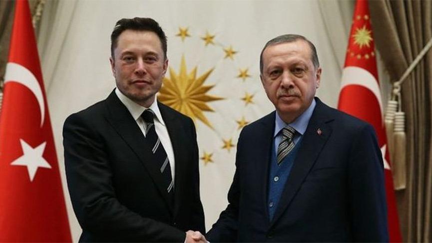 Erdoğan, İnce'ye sordu: Tesla'nın sahibi niye seni ziyaret etmiyor?
