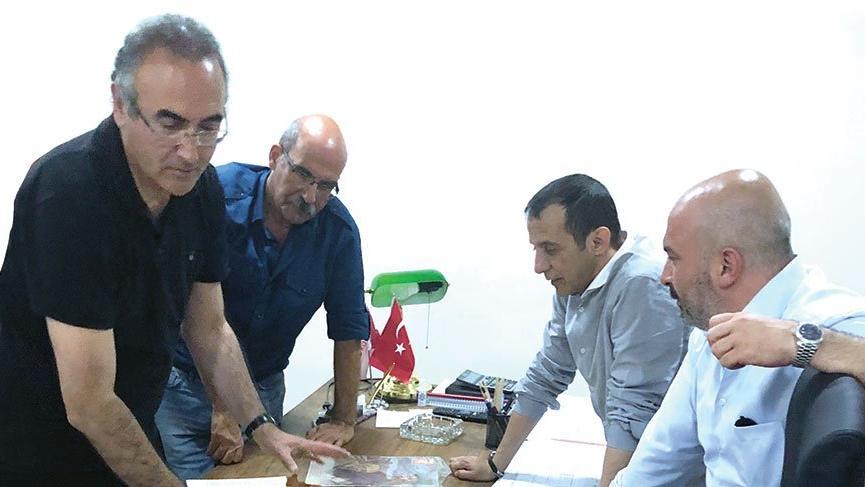 Sunay Akın Enstitü Koleji'nde 'Okul Müzesi' kuruyor