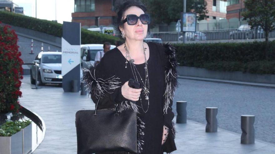 Nur Yerlitaş, 'şehit' skandalından sonra ortaya çıktı