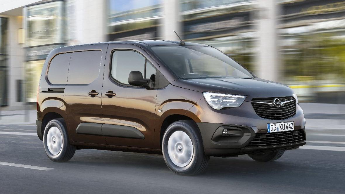 Beşinci nesil Opel Combo