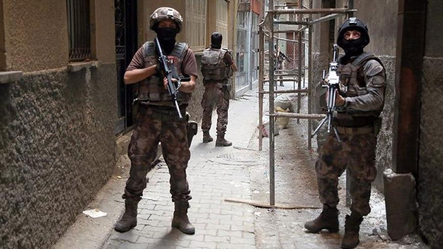 Gaziantep'te PKK'ya ağır darbe