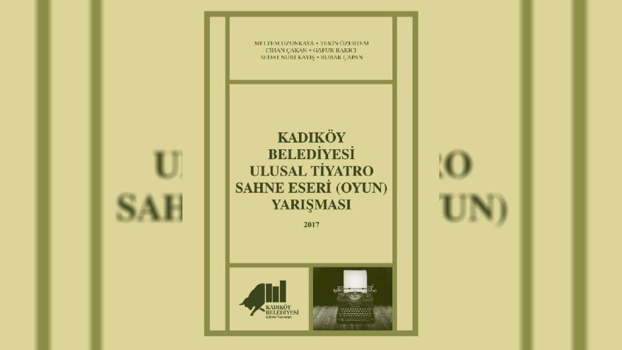 Ödül kazanan tiyatro eserleri kitaplaştırıldı