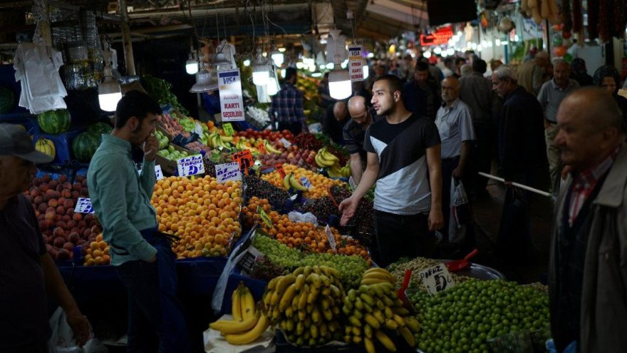 İstanbul'da perakende ve toptan fiyatlar arttı