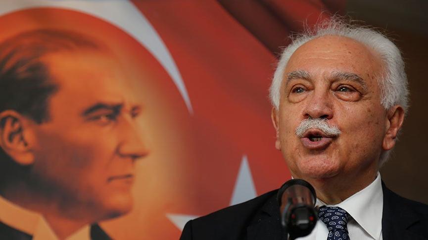 Perinçek: PKK ile birlikte iktidar projesi yapanlar Erdoğan'ı yıkamaz