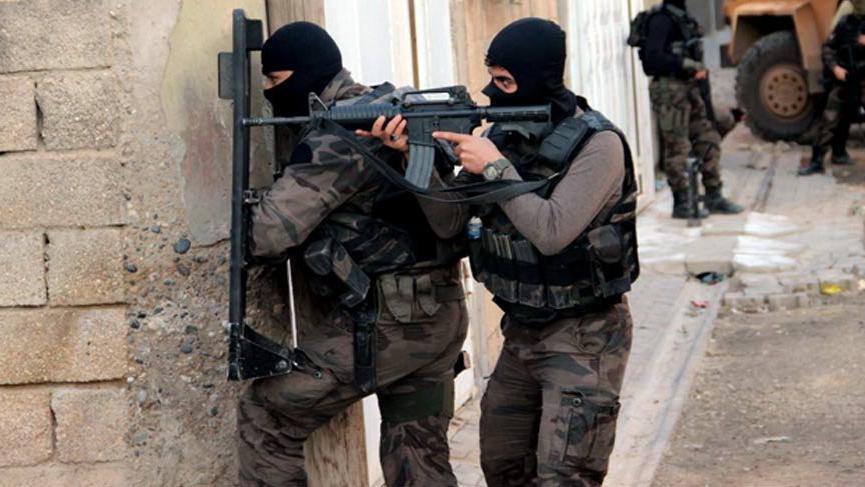 Erzurum'da terör operasyonu: 30 gözaltı