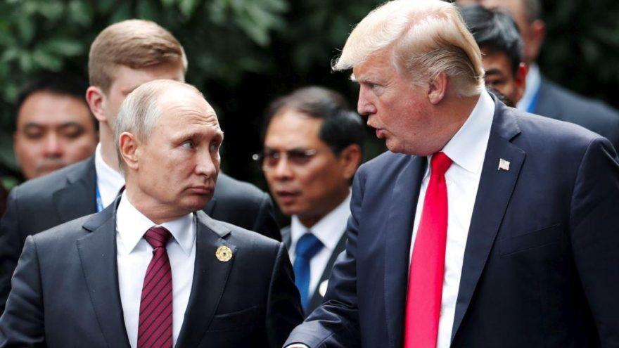 Beklenen açıklama geldi: Trump- Putin zirvesinin tarihi belli oldu