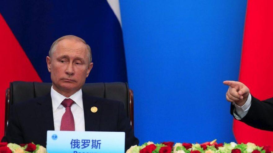 Putin itiraf etti… Türkiye sayesinde terör yok edildi