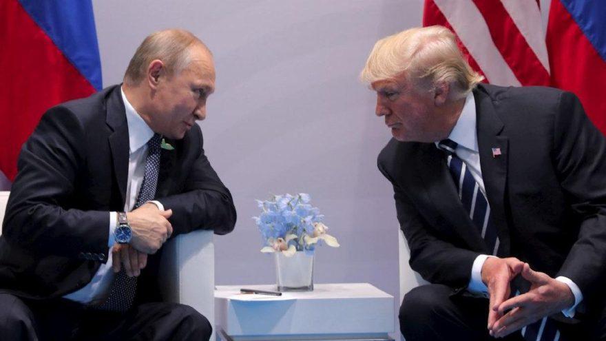 Trump ile Putin, Suriye'den çekilmeyi görüşecek