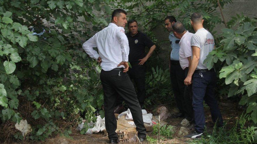 Adana'da vatandaşın ayakkabı korkusu