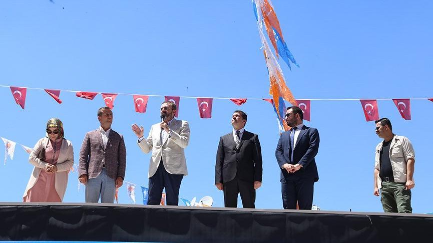 AKP'li Ünal: Adile Naşit'in ninni söylediği Türkiye bizim için kabustu