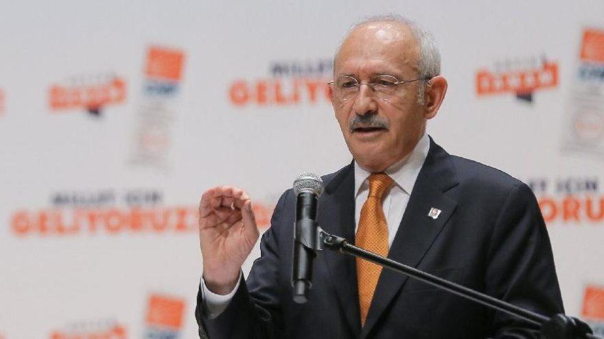 Kılıçdaroğlu'ndan 'patates ithalatı' açıklaması