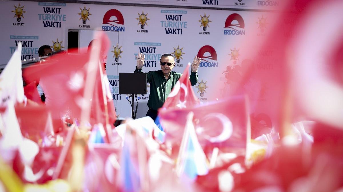 Cumhurbaşkanı Erdoğan'dan Kandil açıklaması