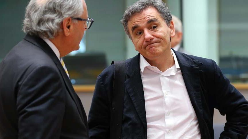 Maliye Bakanı Efklidis Çakalotos: Yunanistan krizinin sona erdiğini düşünüyorum