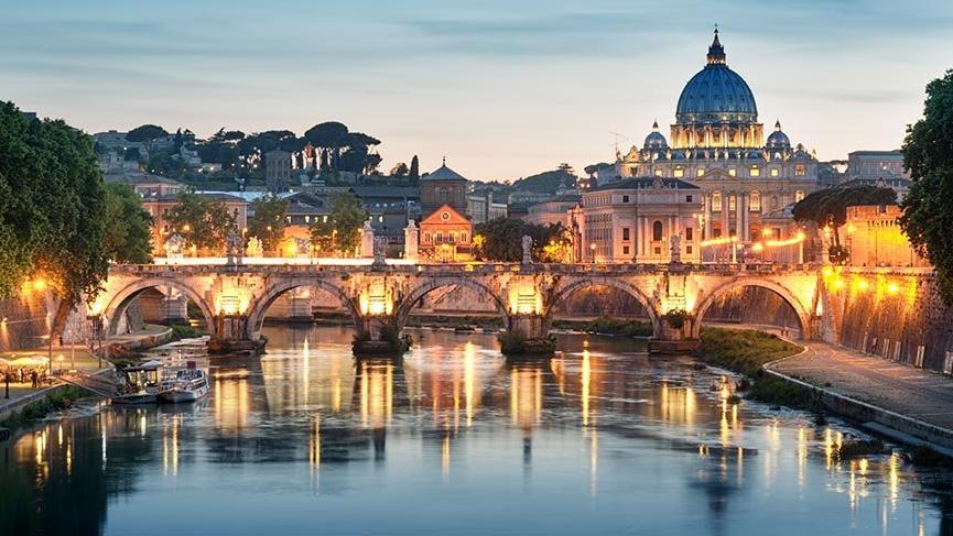 İhtişamlı görünümleriyle en sanatsal şehirler