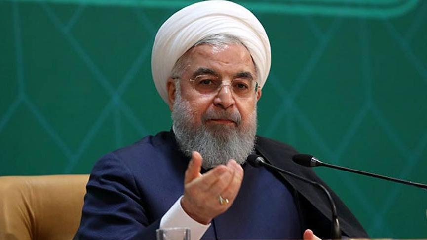 Ruhani'den ABD'ye: Diz çöktüreceğiz
