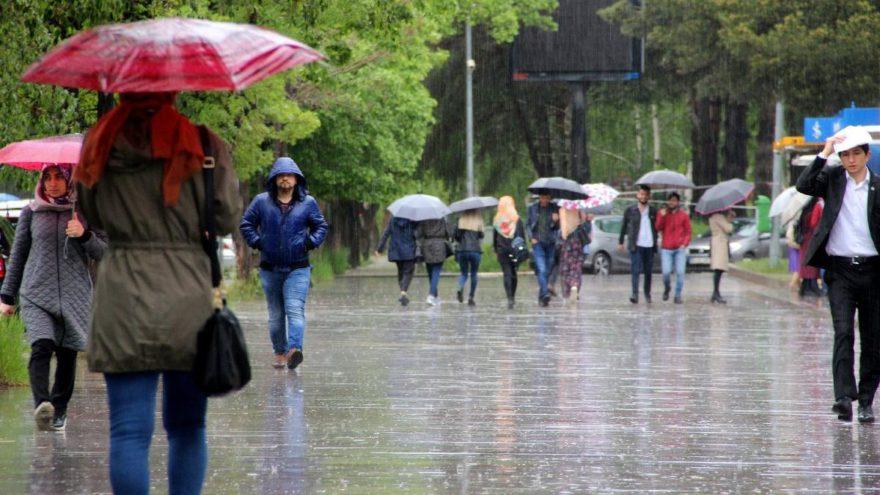 Meteoroloji'den hava durumu açıklaması: İstanbul'a acil uyarı!