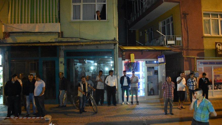 Kırıkkale'de kahvehaneye pompalı tüfekle saldırı: 6 kişi yaralandı