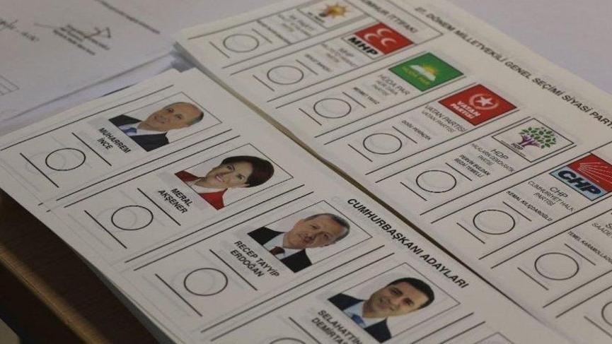 YSK kesin olmayan sonuçları açıkladı: AKP 42'nin altına indi