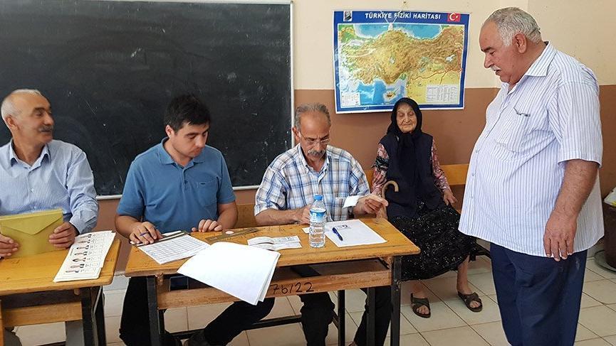 Trabzon 24 Haziran 2018 seçim sonuçları ve Cumhurbaşkanlığı sonuçları…