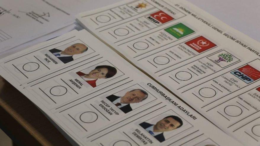 Erdoğan 66 ile başladı ve düşüyor…