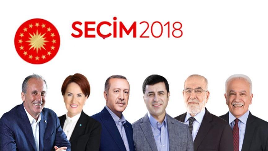 Tüm Türkiye'nin il il, ilçe ilçe seçim sonuçları ve oy oranları...