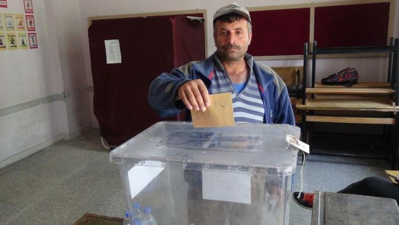 2018 YSK seçmen sorgulama ekranı: Nerede oy kullanacağım?