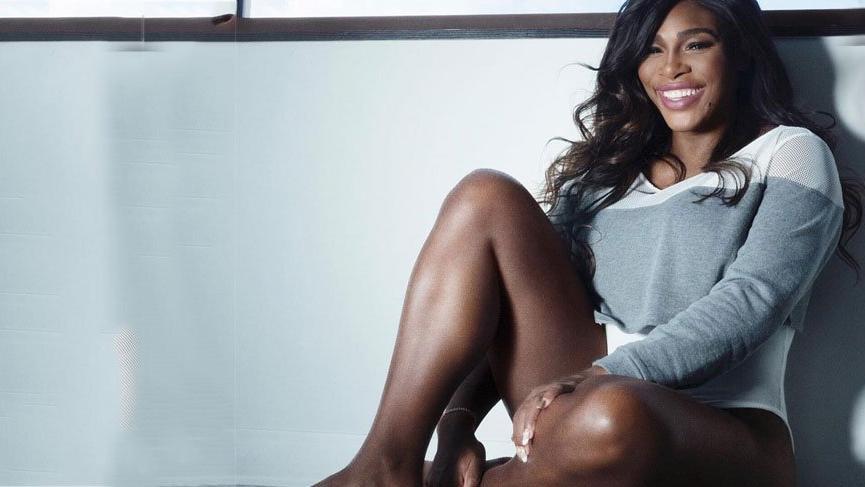 Serena Williams yeni markası 'Serena'yı tanıttı