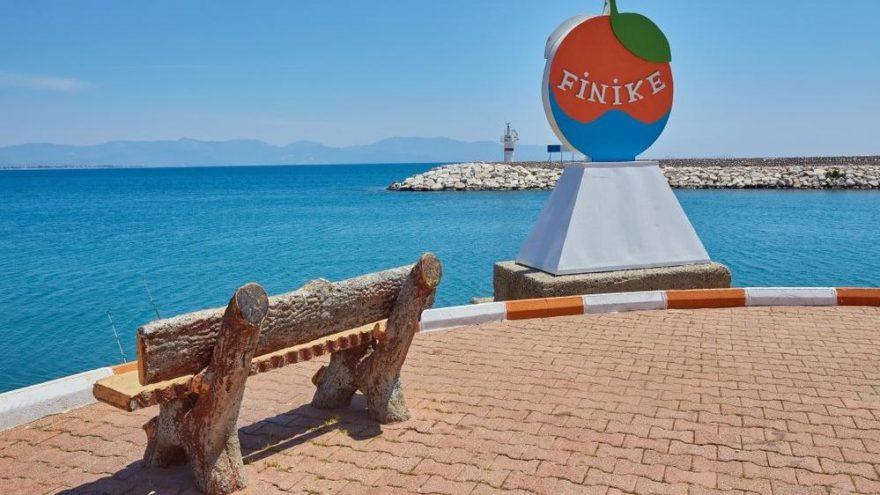 Finike gezilecek yerler: Portakal ilçesi Finike'nin görülmesi gereken yerleri…