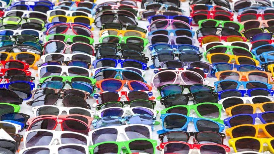 'Ucuz güneş gözlüklerinin camı, pet şişe malzemesinden üretiliyor'