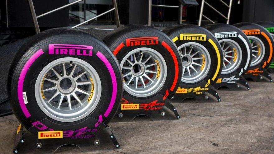 Pirelli'den özel lastik!
