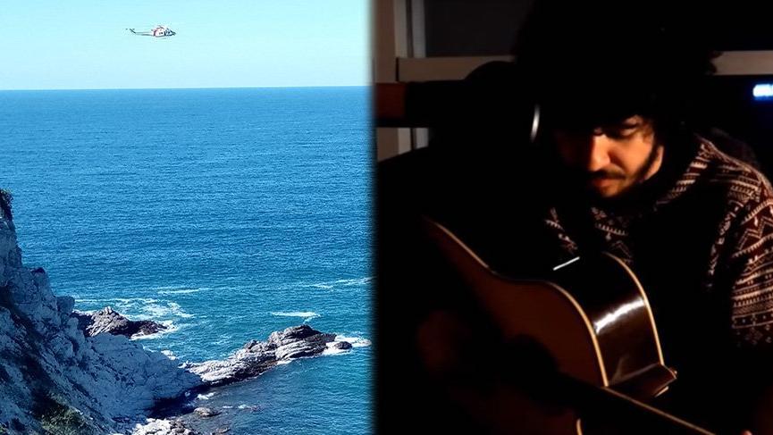 Şile'de facia! Ünlü şarkıcı Onurcan Özcan tekne batması sonucu denizde kayboldu
