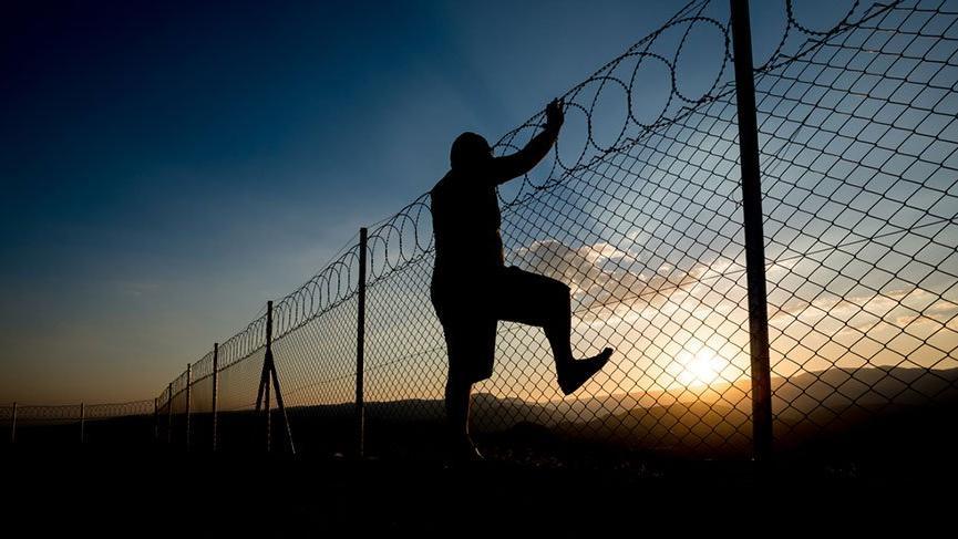 Yunanistan'a kaçmaya çalışan FETÖ şüphelileri sınırda yakalandı