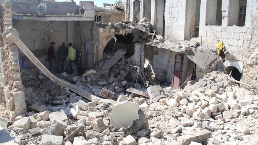 Suriye'de 5 ayda 4 bin 166 sivil öldürüldü