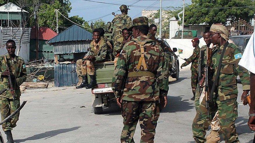 Somali'de 9 kişinin öldüğü saldırıyı terör örgütü Eş-Şebab üstlendi