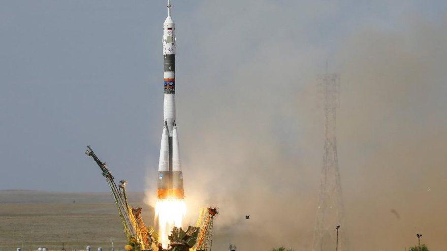 Soyuz yola çıktı… 187 gün sürecek