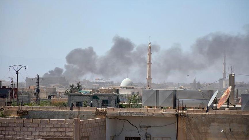 Suriye'de Ruslar ve muhalifler anlaşamadı