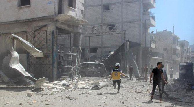 Suriye de geçen yıl klor ve sarin gazı kullanıldığı doğrulandı